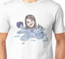 Swimming Pool - Line Matita's Art Unisex T-Shirt