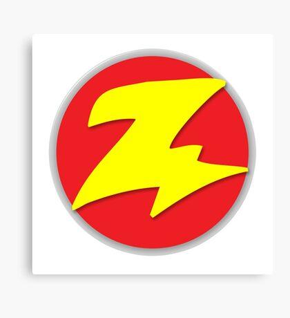 Toy Story - Zurg Logo Canvas Print