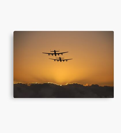 Goodbye Vera  Canvas Print