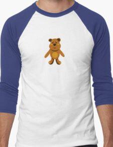 children's teddy bears Men's Baseball ¾ T-Shirt