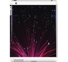 Fibre Optic Lights & Bokeh (#9746) iPad Case/Skin