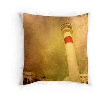 Lighthouses Throw Pillow