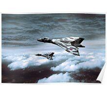 Vulcan Formation - Winter Poster