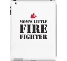 MOM'S LITTLE FIREFIGHTER iPad Case/Skin