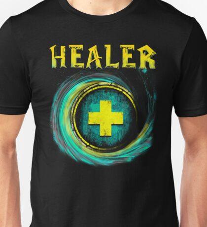 Warcraft - Healer Unisex T-Shirt