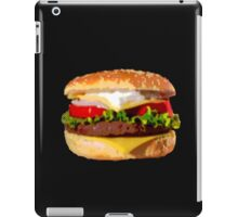 Hamburger iPad Case/Skin