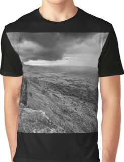 Binevenagh Storm Clouds Graphic T-Shirt