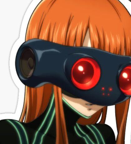 Persona 5 - Futaba Sticker