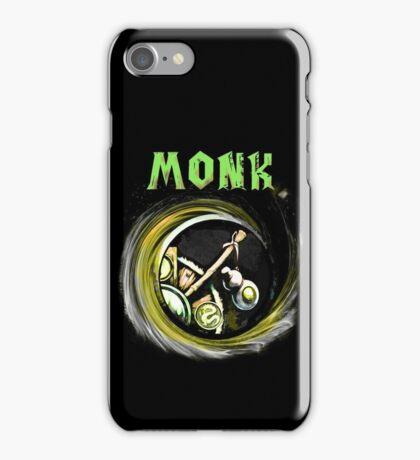 Warcraft - Monk iPhone Case/Skin