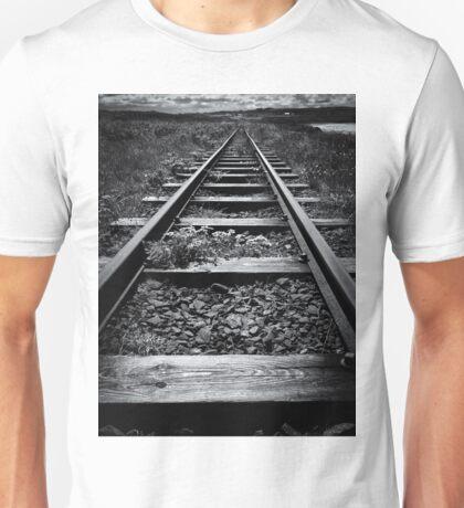 Off the Rails Unisex T-Shirt