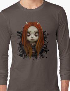 Haunted Long Sleeve T-Shirt