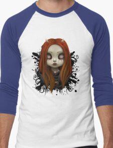 Haunted Men's Baseball ¾ T-Shirt
