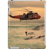 Royal Navy Rescue  iPad Case/Skin