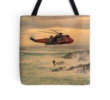 Royal Navy Rescue  Tote Bag