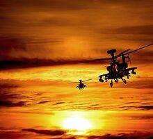 Apaches  by J Biggadike