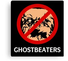 Ghostbeaters! Canvas Print