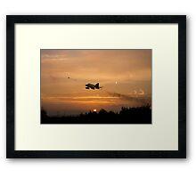 Phantoms  Framed Print