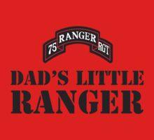 DAD'S LITTLE RANGER Baby Tee