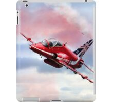 Reds Arrows Pass  iPad Case/Skin