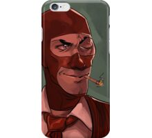 RED Spy Mobile Case and Prints iPhone Case/Skin
