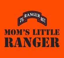 MOM'S LITTLE RANGER Kids Tee