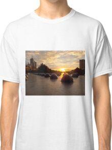 Riveting Southbank Sunrise Classic T-Shirt