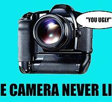 The Camera Never Lies by DolceandBanana