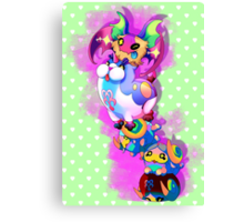 Dream Eater Tower! Mobile Case and Prints Canvas Print