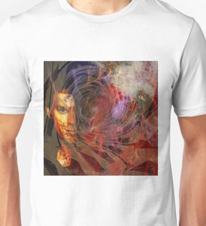 Crimson Requiem (Square Version) - By John Robert Beck Unisex T-Shirt