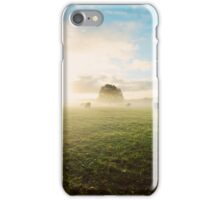 Morning Mist iPhone Case/Skin