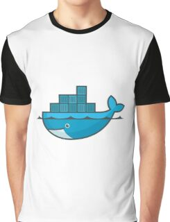 DOCKER Graphic T-Shirt