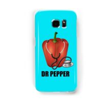 Dr Pepper Samsung Galaxy Case/Skin