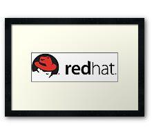 Redhat LINUX Framed Print