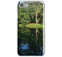 Placid River Scene iPhone Case/Skin
