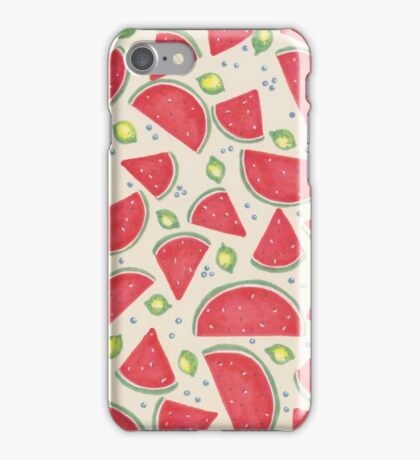 Tastes like Summer iPhone Case/Skin