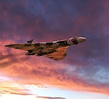 Vulcan Glory  by J Biggadike