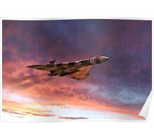 Vulcan Glory  Poster