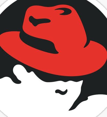 Redhat LINUX Sticker
