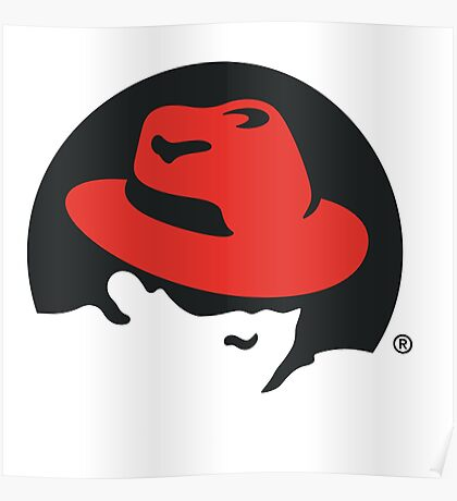Redhat LINUX Poster