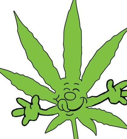 Marijuana Munchies Sticker