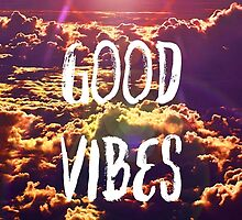 GOOD VIBES by Nattouf