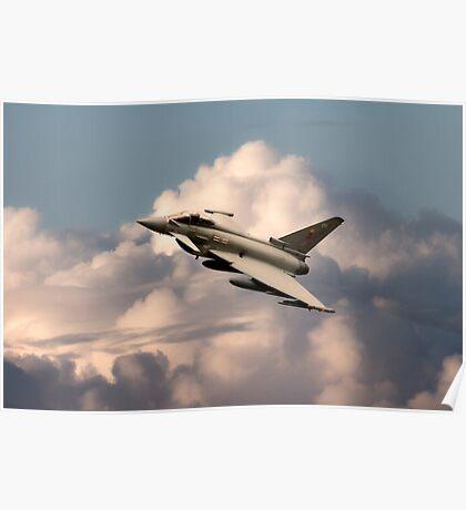 41 Typhoon  Poster