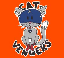 Cap' Cat by TatesTote