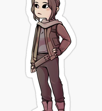 Jyn Erso Sticker