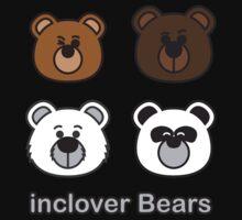 inclover Bears T-Shirt
