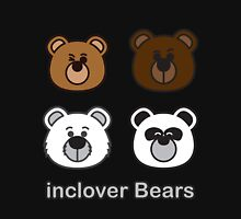inclover Bears Unisex T-Shirt