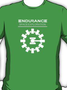 Inspired by Interstellar - Endurance Space Craft T-Shirt