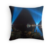 Articulated Intersect Throw Pillow