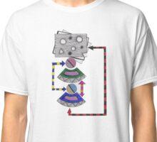 flow chart Classic T-Shirt