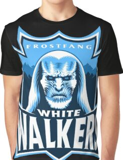 Frostfang White Walkers Graphic T-Shirt